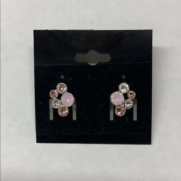 Jewelry - NWT Swarovski crystal earrings